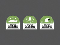 Seattle Patch Set