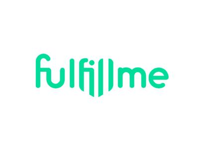 fulfillme identity design logotype logo design logo