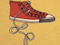 Sneaker Initials