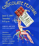 Chocolate Festival Poster