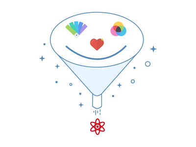 Funnel Of Physics - Color, Emotion, Dating, and QuantumPhysics. connection love smile emotion painting elliot soren color wheel design color theory colors art