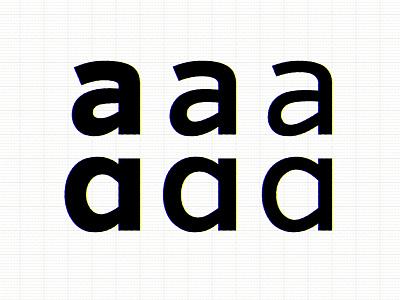 Fraternal Twins twins font grid a sans sans serif typeface alternative typography type letters