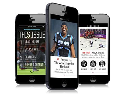 Prototype Mobile App Design