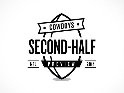 Second-Half Logo