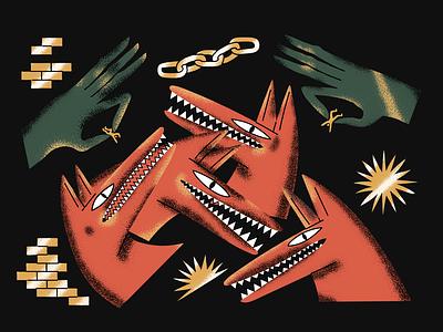 Human Trafficking editorial rights human people dark characters character noise shades design art vector saintpetersburg flat illustration