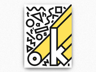 Ole Kurreck invite saintpetersburg russian vector lines typography lettering design poster