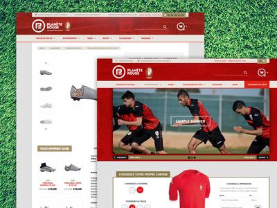 Webshop Standard de Liège