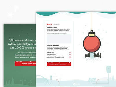 Eneco Christmas wish