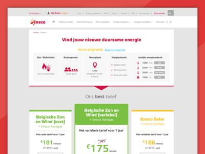 Eneco - Vind jouw beste energietarief
