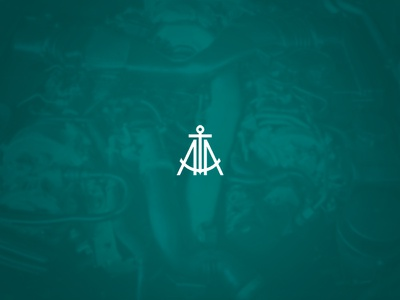 anchor anchor branding brand logotype logo