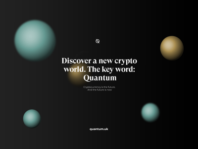 Quantum bitcoin crypto