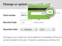 Creditcard Security Code