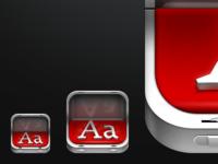 Fontcase iOS