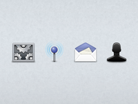 Icons for upcoming iPhone App