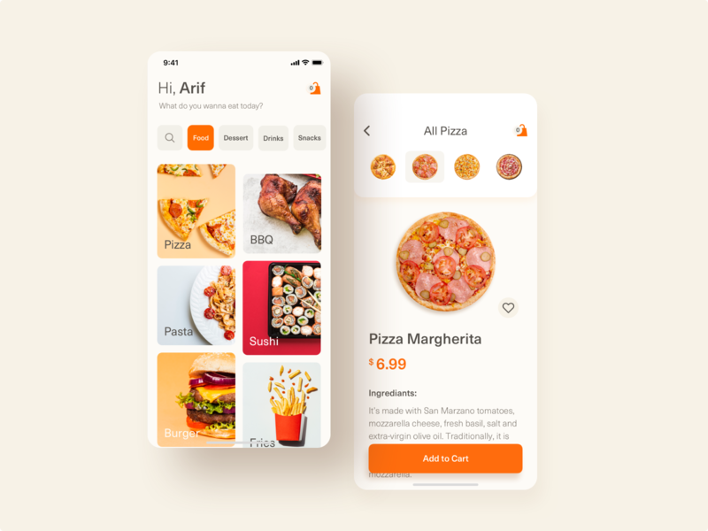 Food Delivery app   Order Your Food