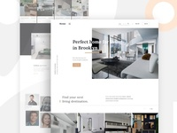 Hoome-explore page
