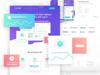 CreativeHub Agency Landing Page