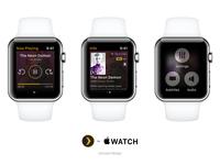 Plex – Apple Watch Concept Design