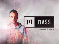 Dj Mass Logo & Artwork