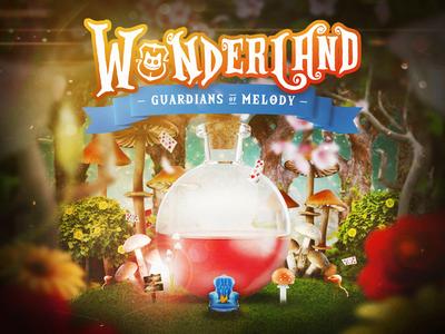 Wonderland - Guardians of Melody