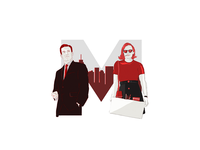 M is for Mad Men