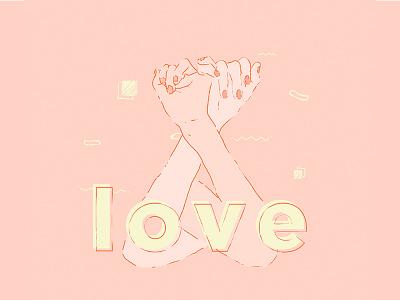 Love painting paint sketch drawing draw illustrationoftheday illustrationart illustration artist pride2018 freedom pride