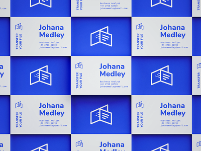 Branding — Transfer Your File brand brand identity logo marca visual design brand design