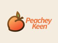 Peachey Keen Logo