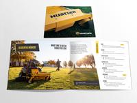 Mower Brochure - 1 of 3