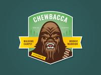 Wookie Badge