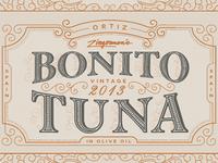 Ortiz Bonito Tuna