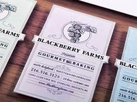 Blackberry Farm's Branding