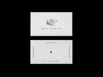 Saint Skin Rx Branding WIP