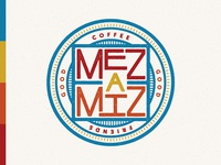 Mezamiz Coffee House branding 2