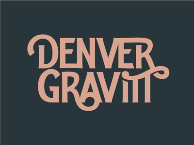 Nametag graphic design typography lettering logo design branding