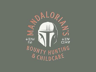 Mando's yoda star wars austin texas branding design graphic design illustration logo