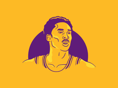 Kobe sports design nba lakers kobe illustration branding design logo graphic design