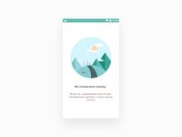 Alert UI + Illustration