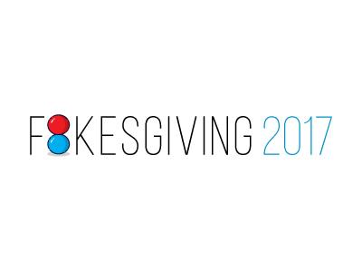 8th Annual Fakesgiving balls thanksgiving friendsgiving