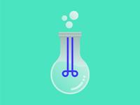 Lightbulb Beaker