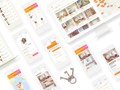 Roomie, Roommate search app case study