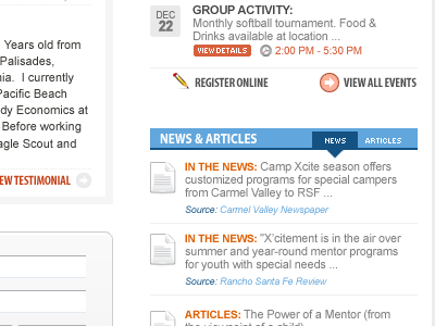 Right Bar News & Articles