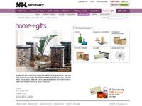 Sk sanctuary ecommerce redesign