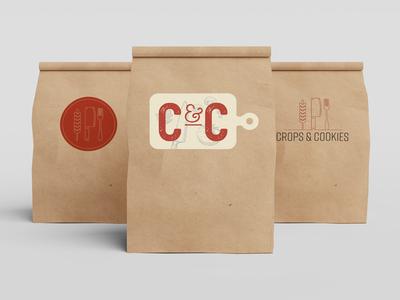 Crops & Cookies Logo