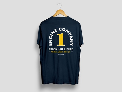 Rock Hill Fire Department Shirt