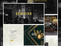 Dominion Rocket Website