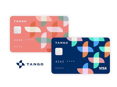 Tango Bank card fintech finance banking bank card bank credit card creditcard credit