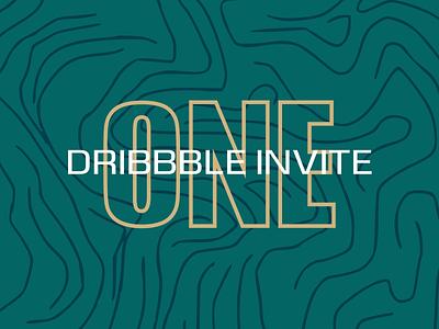 Dribbble Invite! invite giveaway giveway dribbble invite invite
