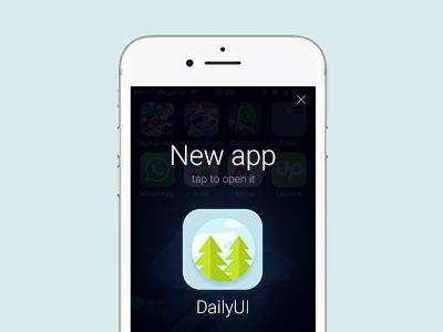 05 app icon show