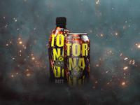 Web Design | Tornado Energy & Battlefield 1 Promotion